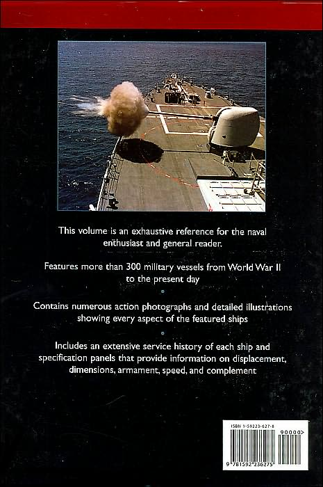 The Encyclopedia of Warships: From World War II to the Present Day