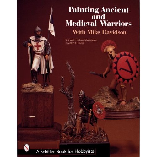 Painting Ancient and Medieval Warriors
