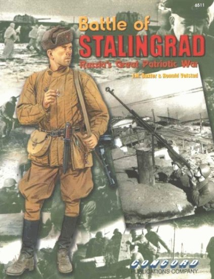6511 BATTLE OF STALINGRAD