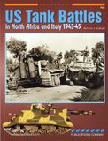7051  U.S. Tank Battles in North Africa and Italy 1943-45