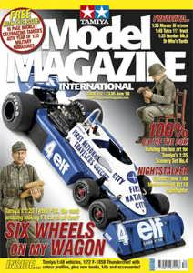 Tamiya Model Magazine June 08
