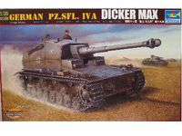 German Pz. Sfl. IVa DICKER MAX
