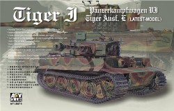 1/35 Tiger I Late Type