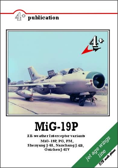 MiG-19P & 19PM Farmer B & D All-weather Interceptor variants