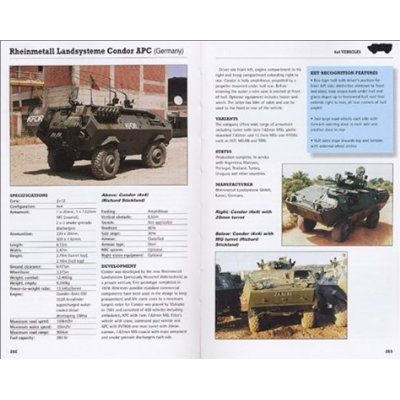 Jane's Tanks and Combat Vehicles Recognition Guide