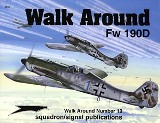Fw-190D Walk Around