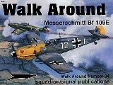 Bf 109E Walk Around