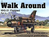MiG-21 Fishbed Walk Around  (part2)