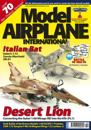 Model Airplane International June 10