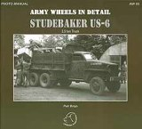 STUDEBAKER US-6: Army Wheels In Detail AW05