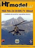 Mil Mi-24 D/DU/V Hind from HT model Special