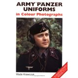 Army Panzer Uniforms in Colour Photographs (EMS 13)