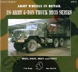 US Army 5 ton Truck M939 Series: Army Wheels In Detail AW01