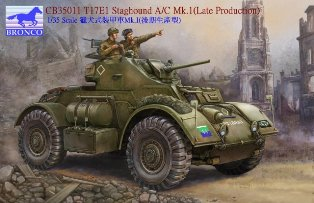 T17E1 Staghound A/C Mk.I Late Production