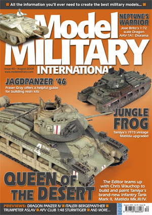 Model Military International Issue 040