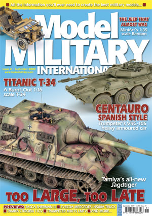 Model Military International Issue 041