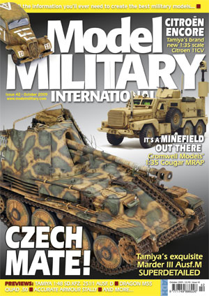 Model Military International Issue 042