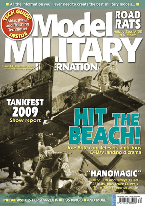 Model Military International Issue 044