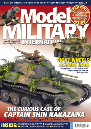 Model Military International Issue 047