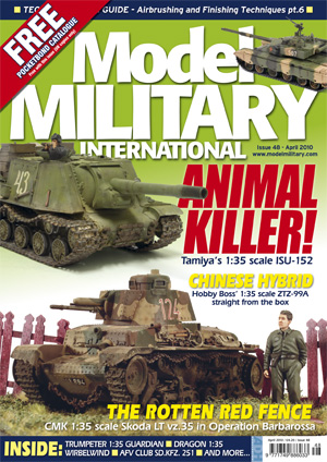 Model Military International Issue 048