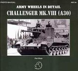 CHALLENGER MK.VIII (A30): Army Wheels in Detail AW04