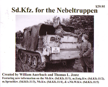 Sk.Kfz. for the Nebeltruppen