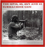 The MP-38,40, 40/1 Submachine Gun