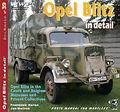 Opel Blitz in detail