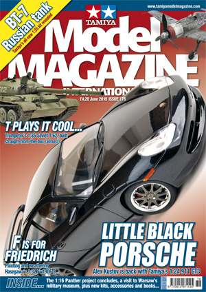 Tamiya Model Magazine June 10